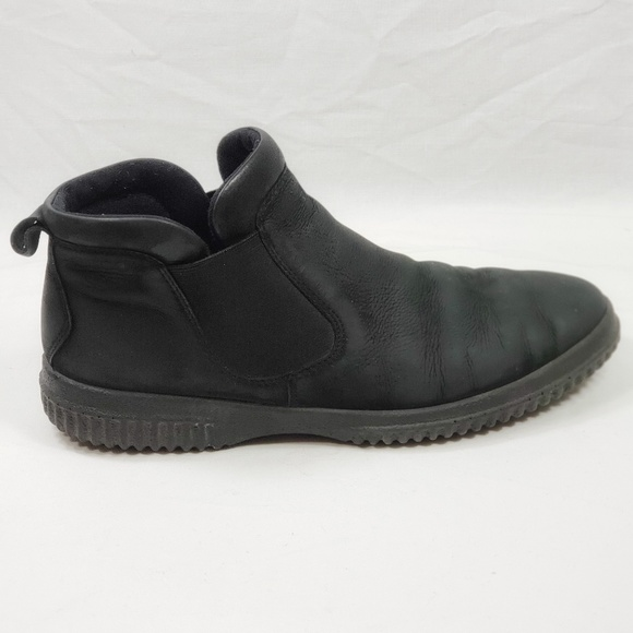 Ecco Soft pull on Ankle Booties
